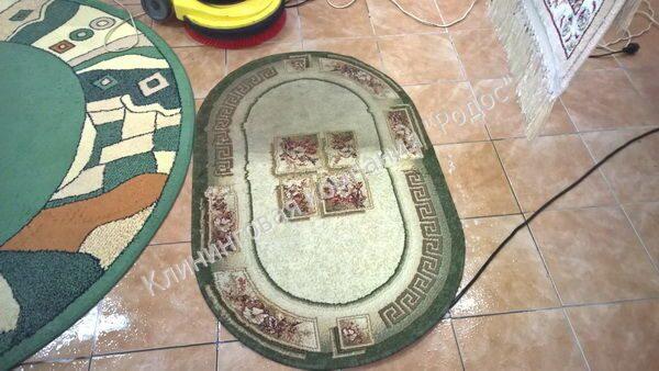 химчистка ковров Домодедово недорого